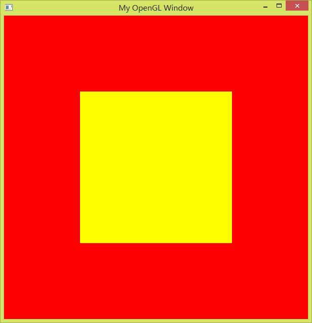 《从零开始学习OpenGL(1) 基础示例》