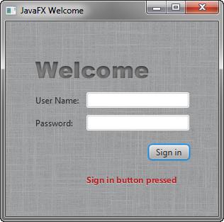 《从零开始学习JavaFX(3)使用JavaFX CSS让表单变得丰富多彩》