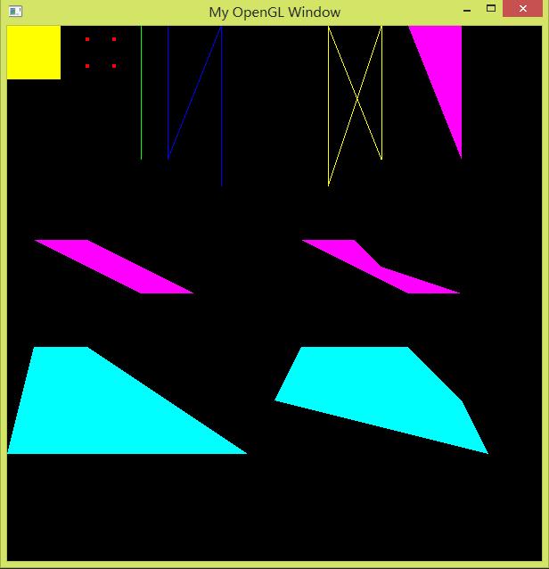 《从零开始学习OpenGL(2) 绘制几何图元》
