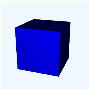 《JavaFX 简单3D示例》