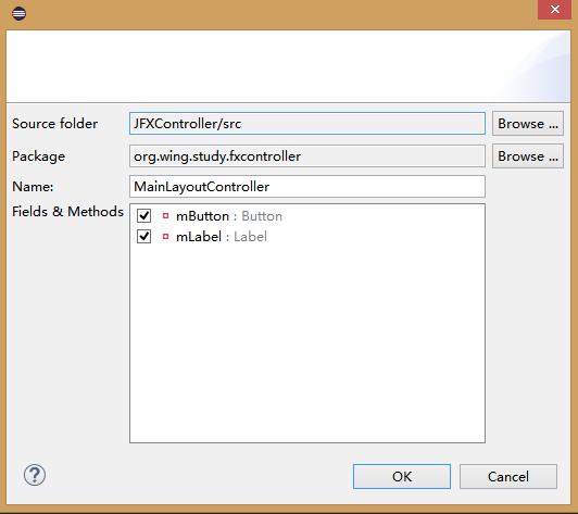 《从零开始学习JavaFX(5) FXController详解》