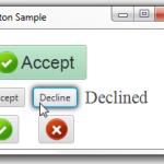 从零开始学习JavaFX(7)控件篇之Button