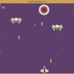 JavaFX飞行射击游戏示例