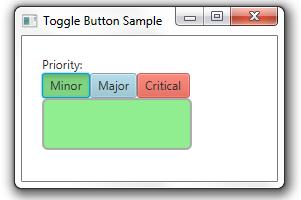 《从零开始学习JavaFX(9) 控件篇之ToggleButton》
