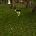 Unity3D中计算面朝物体的转向