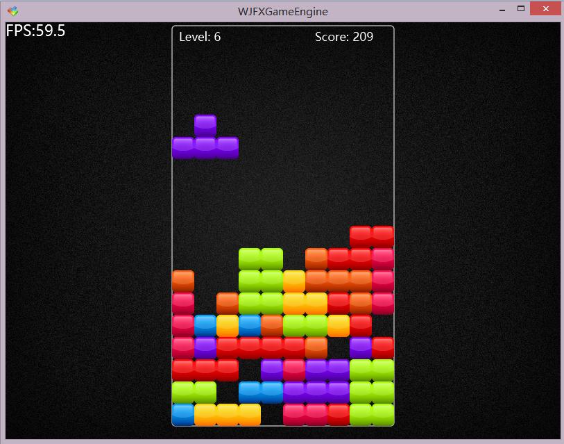 《JavaFX游戏示例的最新进展》