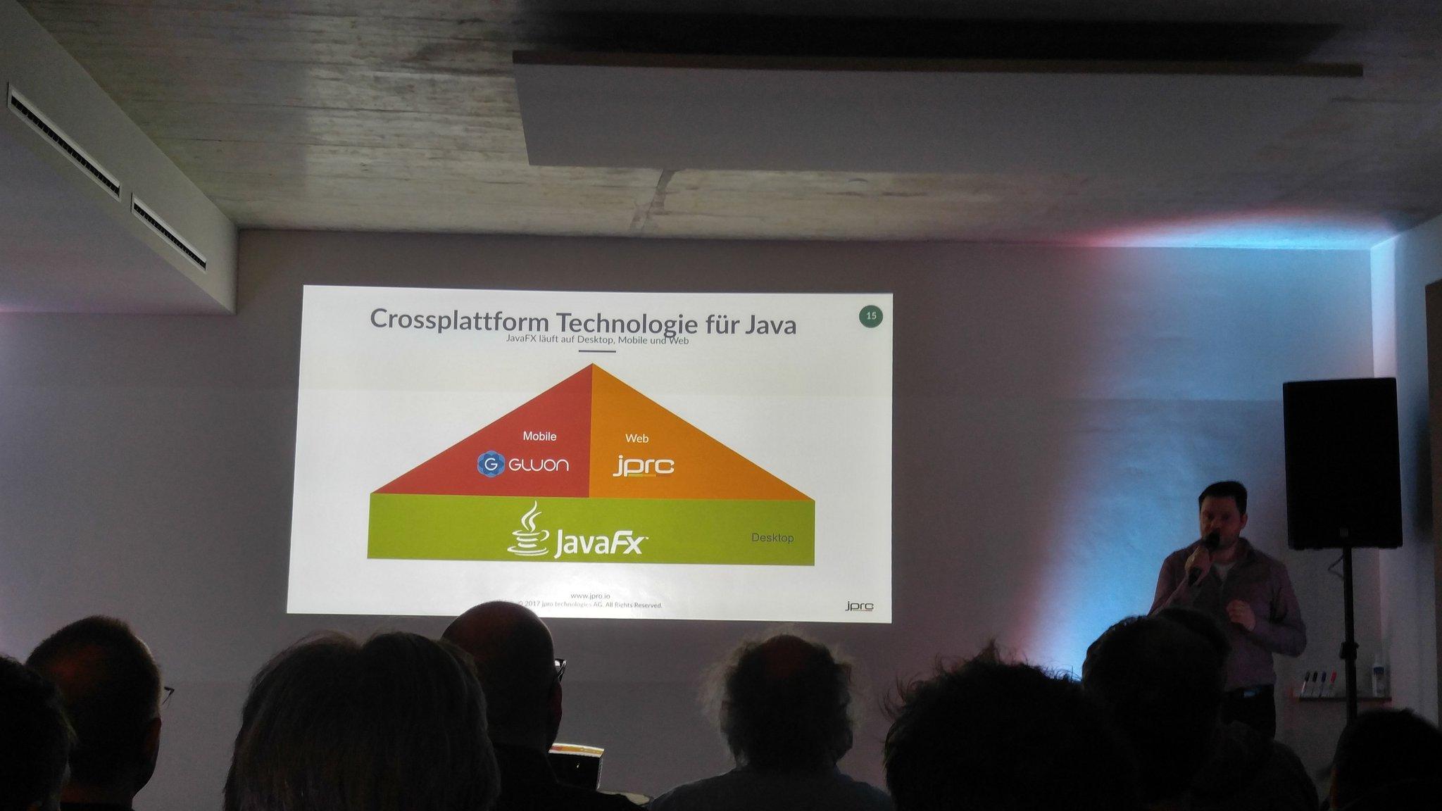 《JavaFX跨平台技术》