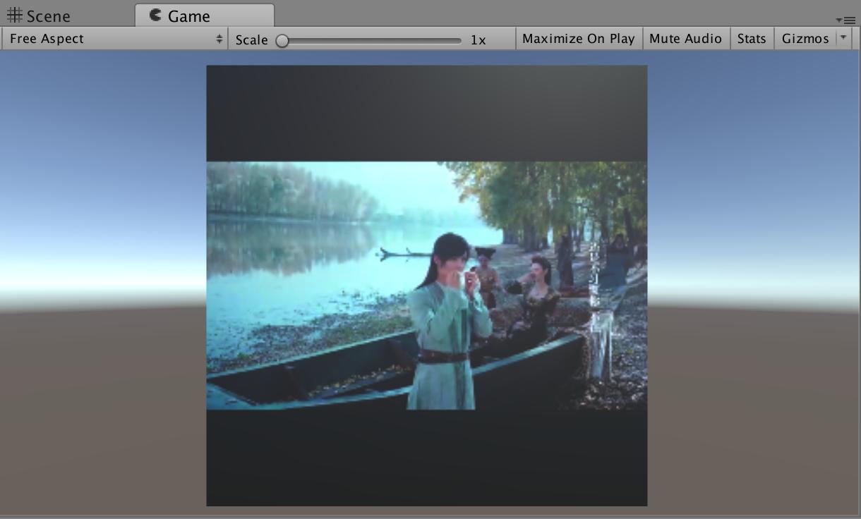 《Unity3D 5.6之VideoPlayer的使用》