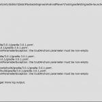 Unity3D build android apk的多个错误